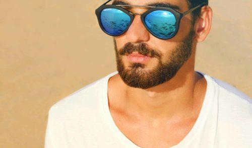 Oculos de Sol estilo aviador espelhados baratos